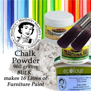 Chalk Furniture Paint Powder Master Kit