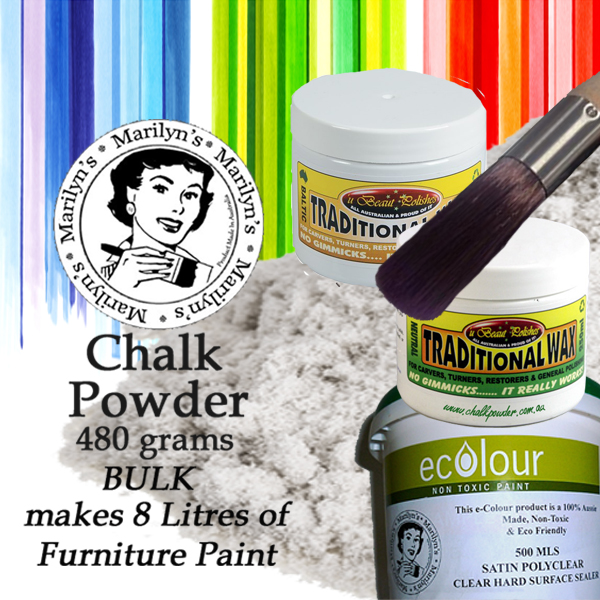 Chalk Furniture Paint Powder Professional Kit