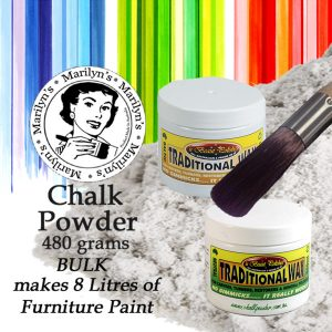 Chalk Paint Powder Professional Kit