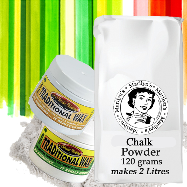 Chalk Furniture Paint Powder Project Kit