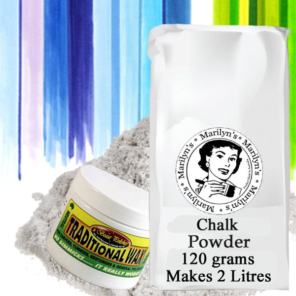 Chalk Furniture Paint Powder Tester Plus Kit