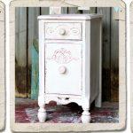 Chalk Paint Vaseling Distressed Furniture