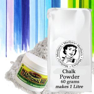 Chalk Furniture Paint Powder Tester Kit