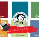 Marilyn's Chalk Paint Colour Range