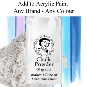 DIY Chalk Paint Recipe 60g