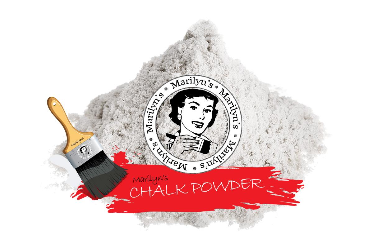 Chalk Powder Furniture Paint