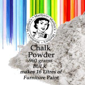 Chalk Furniture Paint Powder 960g