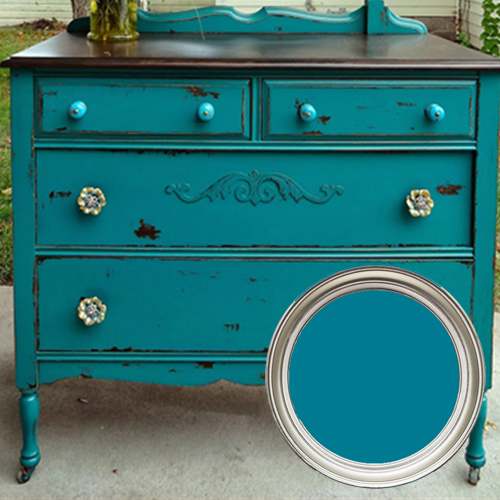 Barrier Reef Chalk Paint
