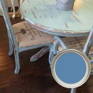 Wildflower Blue Chalk Paint