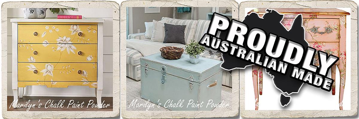 Chalk Furniture Paint Powder FAQS