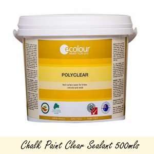 Chalk Furniture Paint Clear Sealant