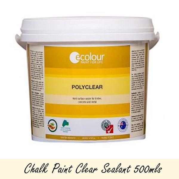Chalk Furniture Paint Clear Sealant 500 mls