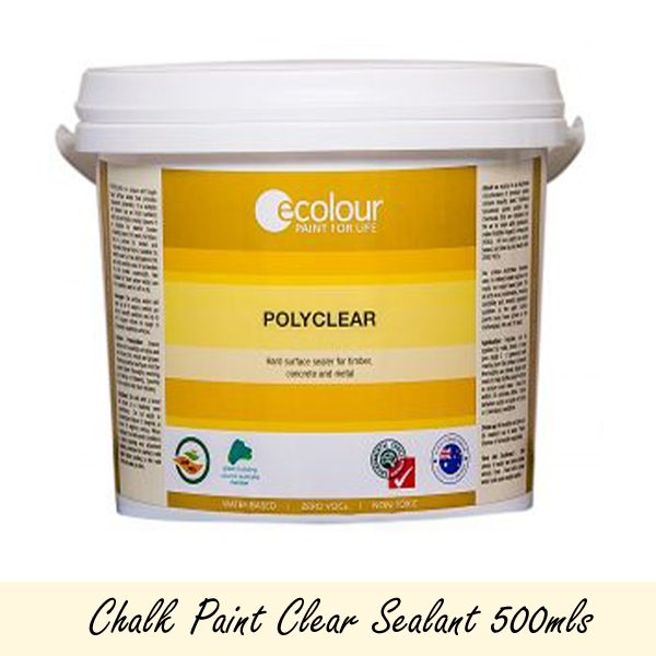 Chalk Furniture Paint Clear Sealant