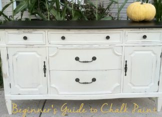 Beginners' Guide to Chalk Paint