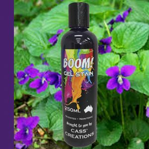 Boom Gel Stain Native Violet Purple