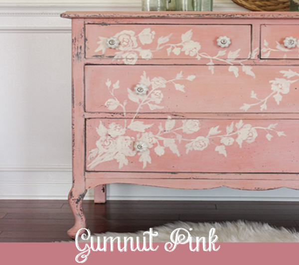 Gumnut Pink Chalk Paint