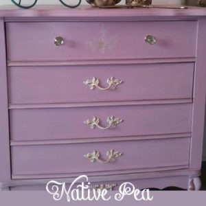 Native Pea Chalk Paint