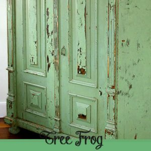 Tree Frog Chalk Paint