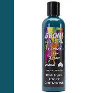 Boom Gel Stain Parrot Fish Green