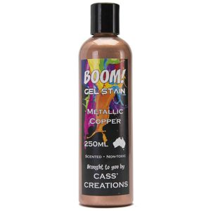 Boom Gel Stain Metallic Copper
