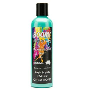 Boom Gel Stain Pearlescent Mint