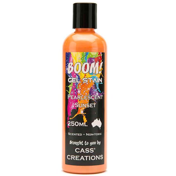 Boom Gel Stain Pearlescent Sunset
